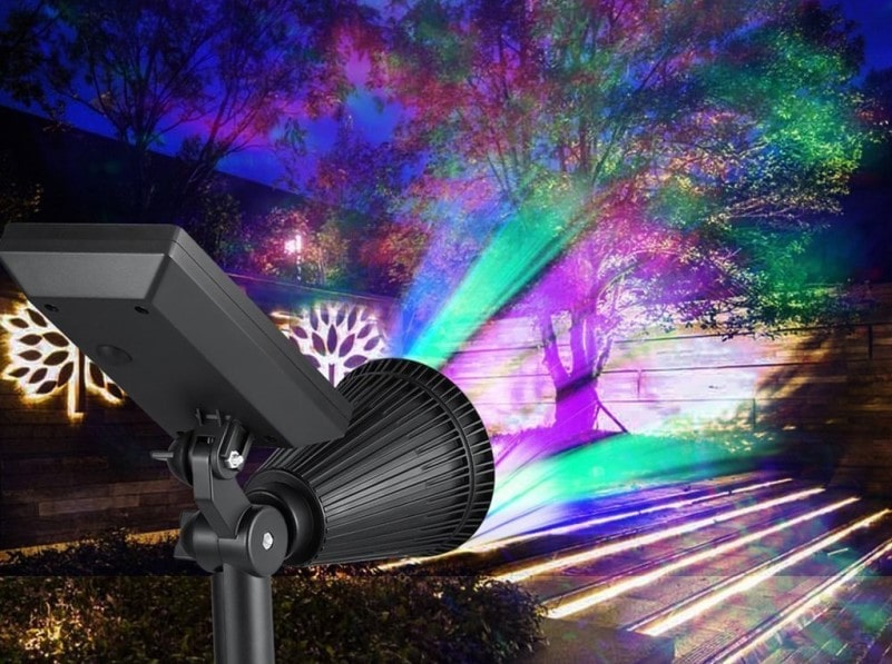 Transform the Outdoors with Solar Garden Spot Lights