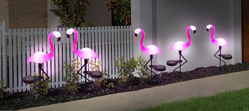The best range of solar garden lights